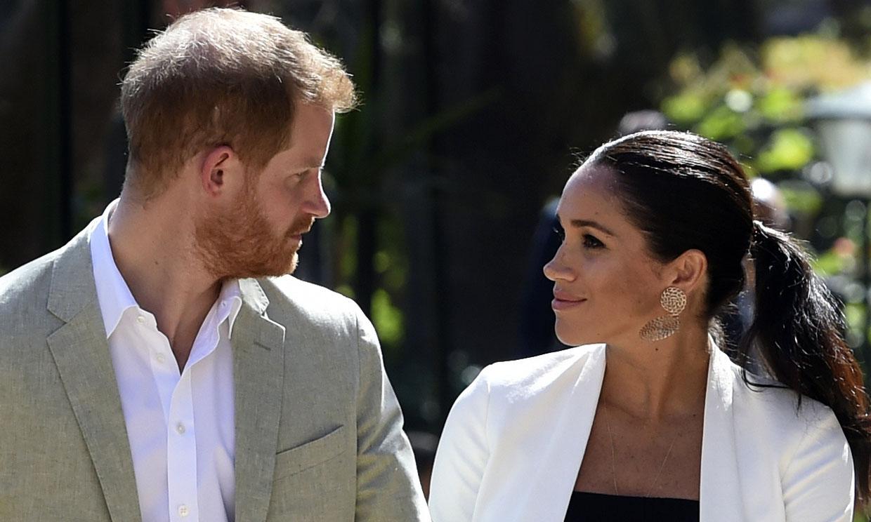 Los duques de Sussex no son los tutores legales del bebé, ¿por qué?