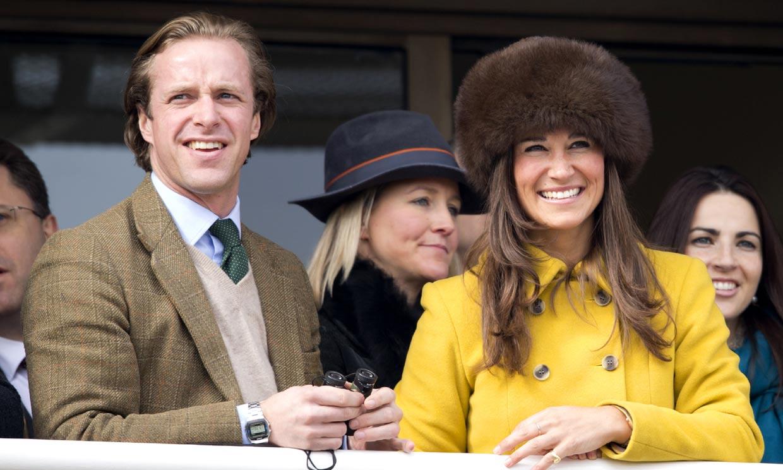 ¿Qué une al prometido de Lady Gabriella con Pippa Middleton?