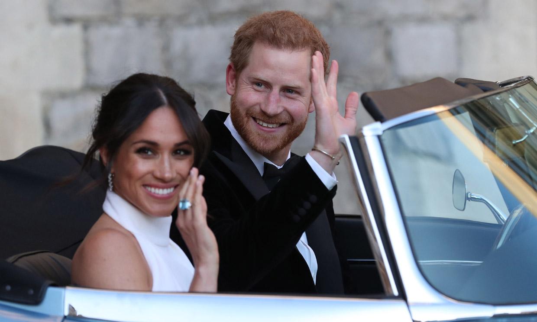 ¿Qué tiene en común la boda de Lady Gabriella y los duques de Sussex?