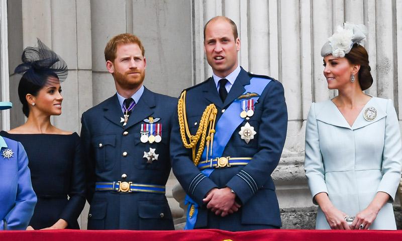Los duques de Cambridge ya conocen a Archie