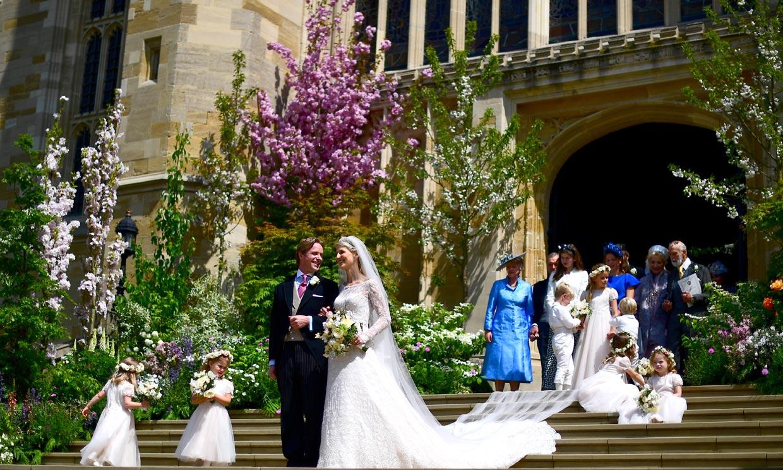 Decoración floral en Windsor: tres estilos para tres novias