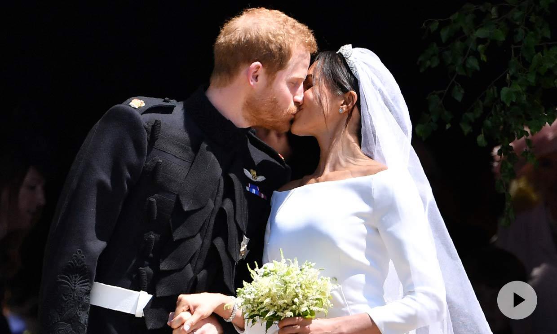 Los diez momentazos que no olvidaremos de la boda del príncipe Harry y Meghan Markle