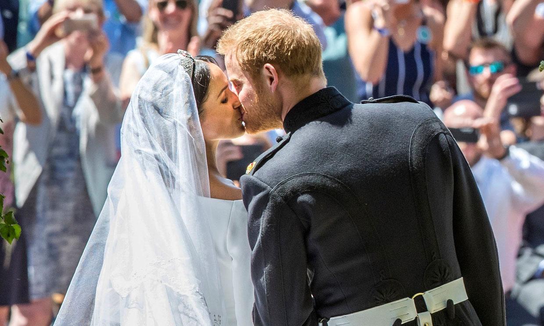 Las fechas que han marcado el primer año de matrimonio de Meghan Markle y el príncipe Harry