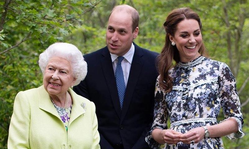 ¡Éxito total! Todos quieren ver el jardín que diseñó la duquesa de Cambridge