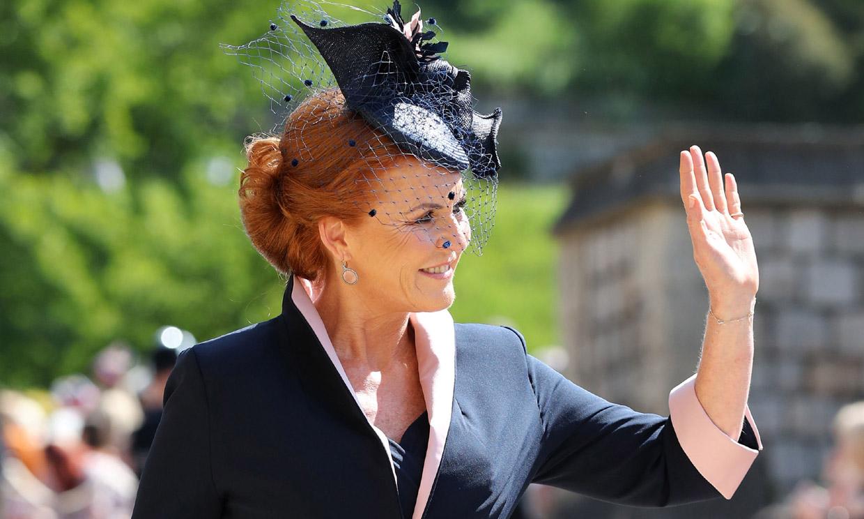 Sarah Ferguson se prepara para un papel (protagonista) en un documental sobre la suegra de la reina Victoria
