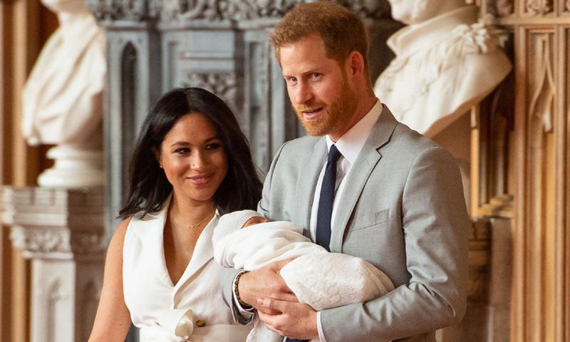 Archie Harrison, el hijo de los duques de Sussex, ya tiene niñera