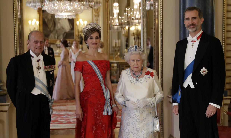 España, el único país que puede presumir de tener dos miembros en la Orden de la Jarretera
