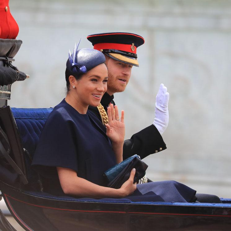 El nuevo anillo que simboliza el amor eterno entre el príncipe Harry y Meghan Markle