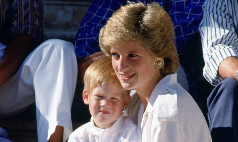 El homenaje que han hecho a Diana de Gales durante el bautizo