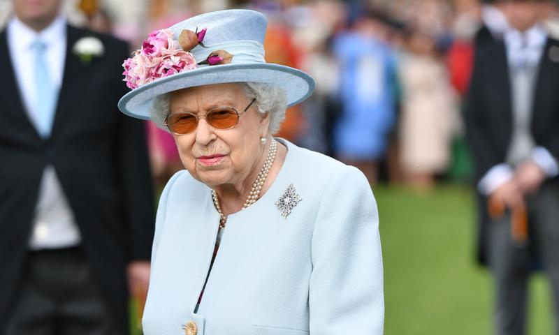 Un hombre burla la seguridad y accede al palacio de Buckingham mientras la Reina dormía