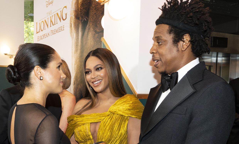 Los consejos de Beyoncé y Jay-Z a los duques de Sussex sobre la paternidad