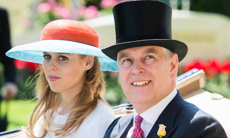 Andrés de Inglaterra se confunde de hija al felicitar a Beatriz de York por su cumpleaños