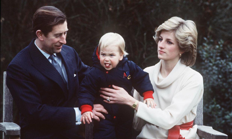 ¡Los 'royals' más gamberros! Las veces que la Familia Real británica sacó la lengua