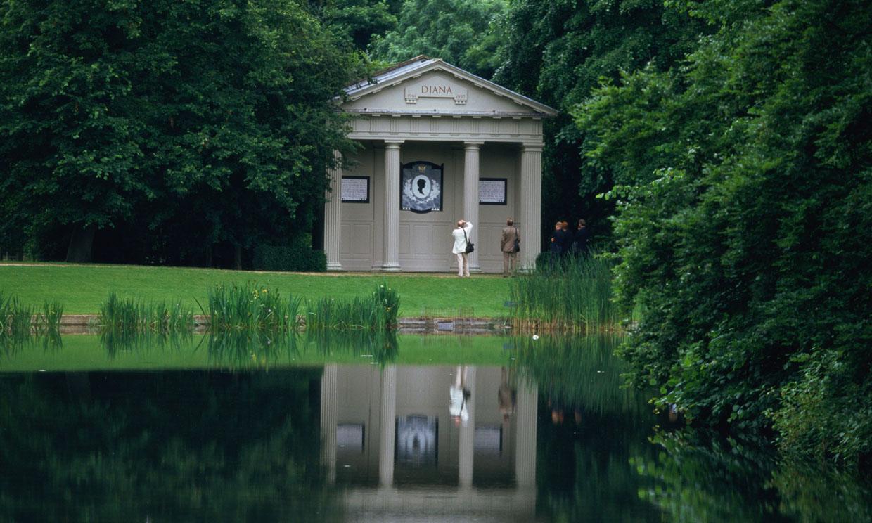 Este verano podrás visitar la casa donde Diana de Gales vivió durante su infancia