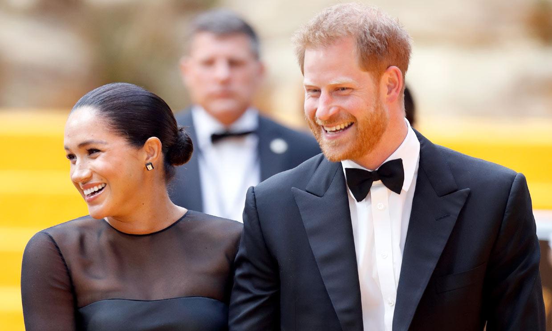 El príncipe Harry habla emocionado del primer viaje de Archie a Sudáfrica