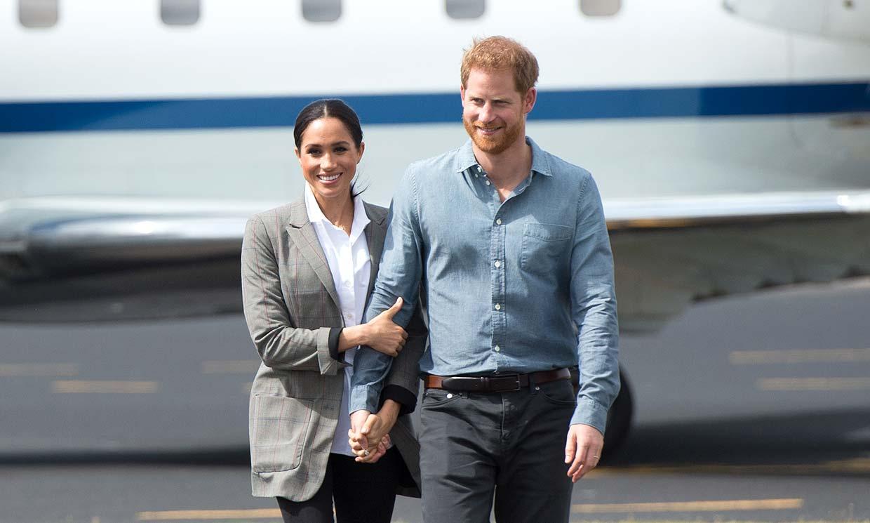 El príncipe Harry habla por primera vez de sus polémicos viajes familiares en jet privado