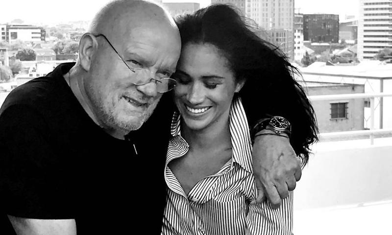 Meghan Markle y Marta Ortega rinden su particular homenaje al recordado fotógrafo Peter Lindbergh
