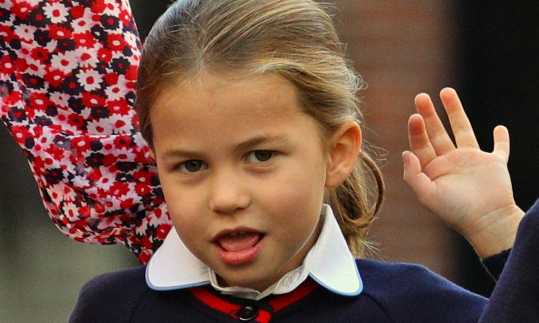 Charlotte de Cambridge, la 'hermana mayor' del príncipe George según la reina Isabel