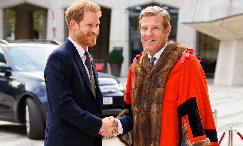 La nueva secretaria de los duques de Sussex se estrena en un acto de los Juegos Invictus con Harry