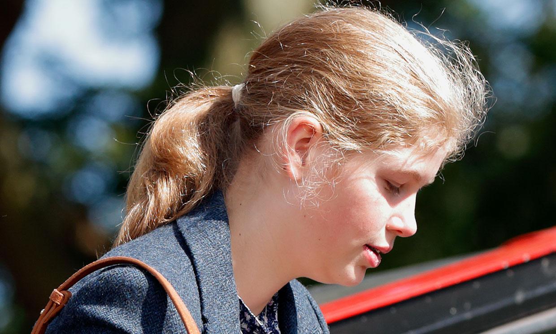 El gran cambio de Louise Windsor, la nieta más joven de la Reina de Inglaterra