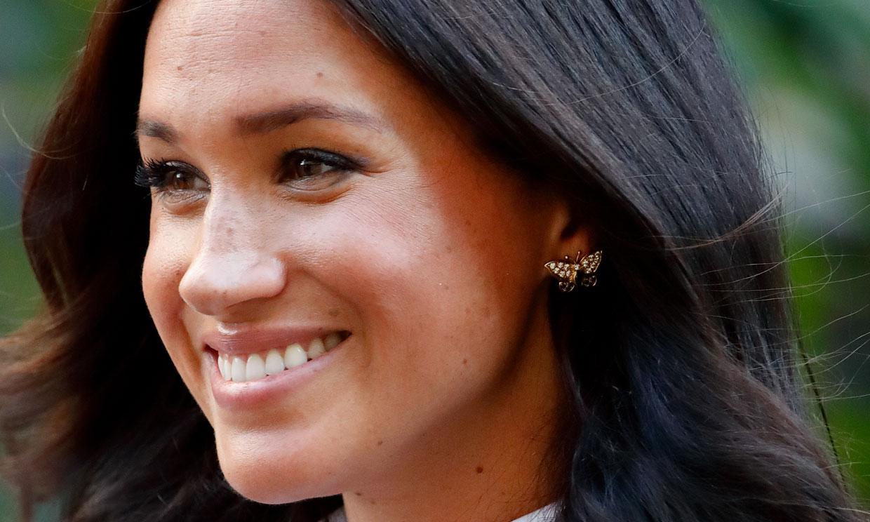 La Duquesa de Sussex no se olvida de las joyas de Diana de Gales en su regreso