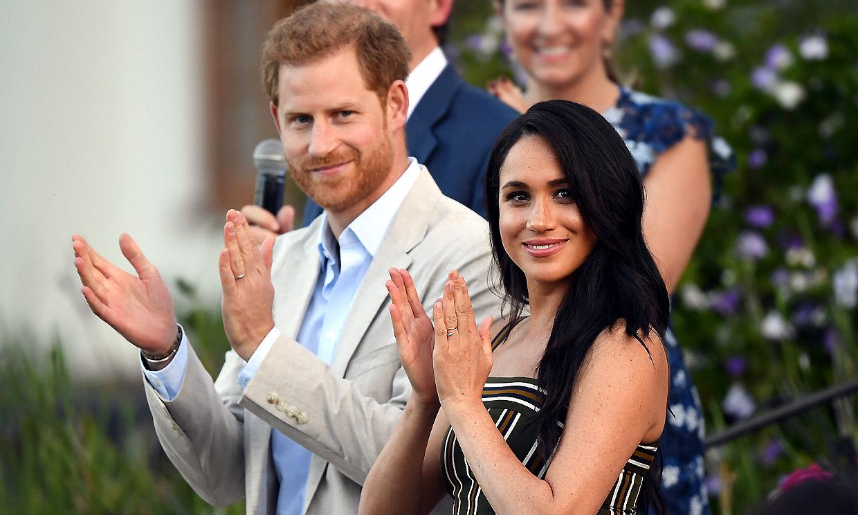 Harry, convertido en un verdadero 'Príncipe azul' con la ayuda de Meghan
