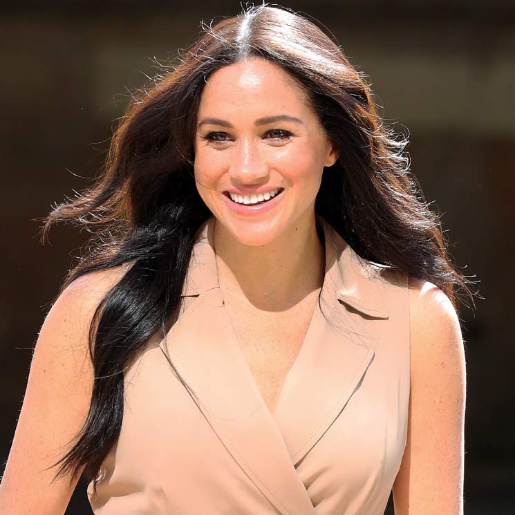 Sin el príncipe Harry y sin Archie, Meghan afronta en solitario su agenda oficial en África