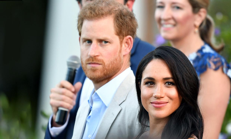 Los duques de Sussex emprenden acciones legales para evitar que la historia de Diana de Gales se repita