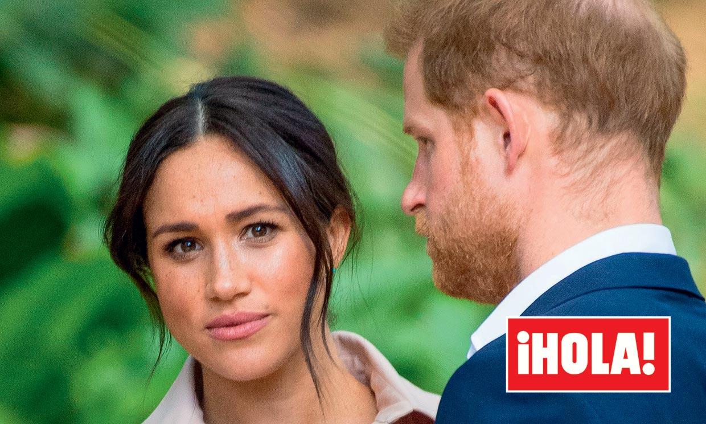 En ¡HOLA!, el drama familiar de Meghan y la carta que ha provocado la demanda de Harry