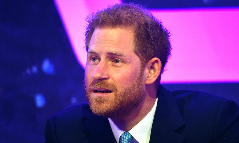 El príncipe Harry se emociona al recordar los primeros momentos del embarazo de Meghan