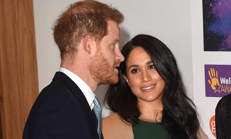 Las curiosidades de la vida matrimonial de Meghan y Harry, al descubierto