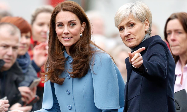 La duquesa de Cambridge se queda sin secretaria privada