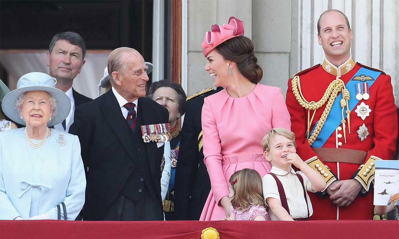 Las felicitaciones a la reina Isabel II y al duque de Edimburgo por sus ¡72 años de casados!