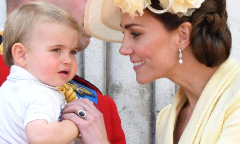 La Duquesa de Cambridge cuenta los detalles más dulces de su hijo pequeño
