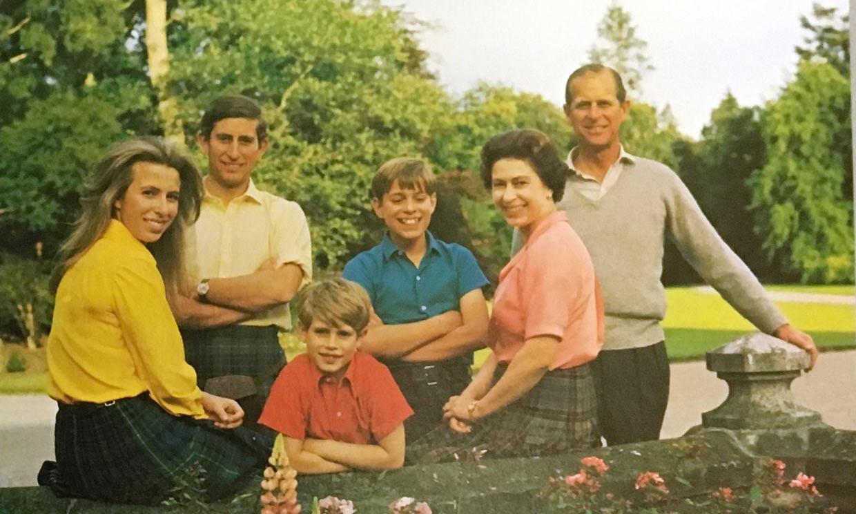 FOTOGALERÍA: Los 'christmas' históricos de la Familia Real británica