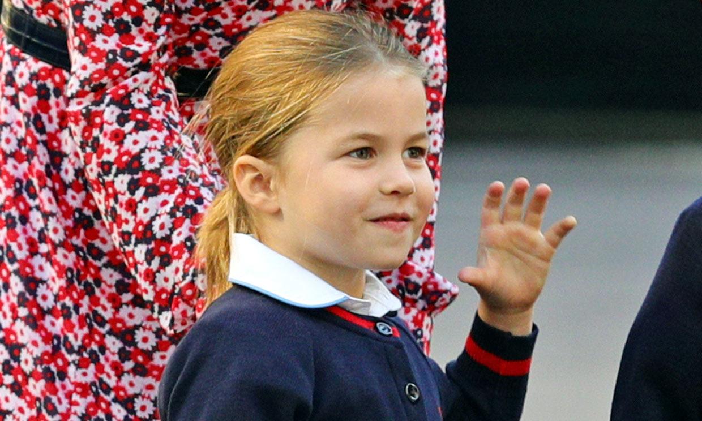 La nueva imagen que demuestra el parecido entre Charlotte de Cambridge y Lady Kitty Spencer