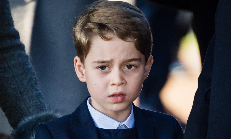 ¿Adivinas a qué familiar de Diana de Gales se parece George de Cambridge?