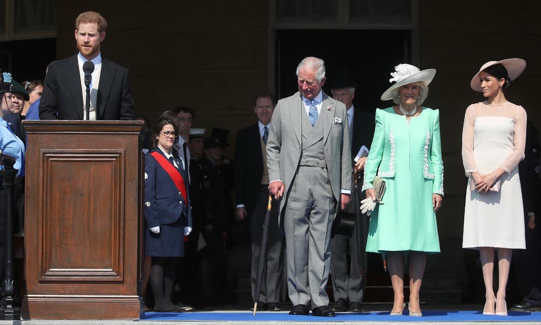 El príncipe Carlos amenaza con retirar la financiación a los duques de Sussex