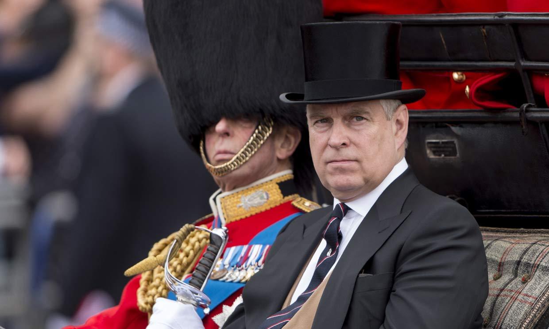 Scotland Yard recomienda reducir la seguridad del príncipe Andrés