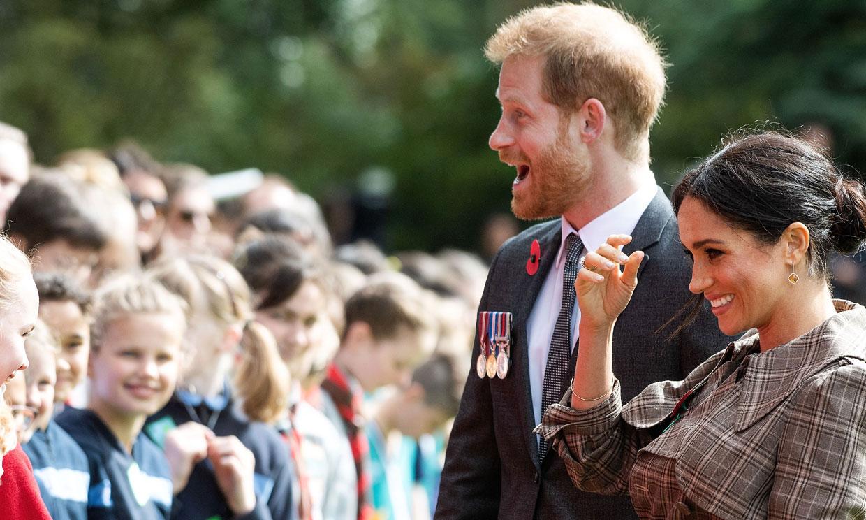 Esos momentos de los duques de Sussex que nos gustaría seguir viendo
