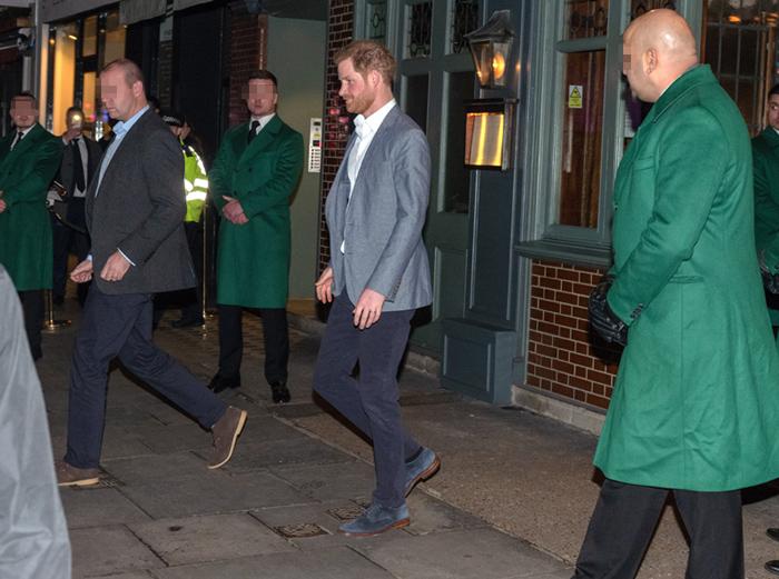 El príncipe Harry rompe su silencio