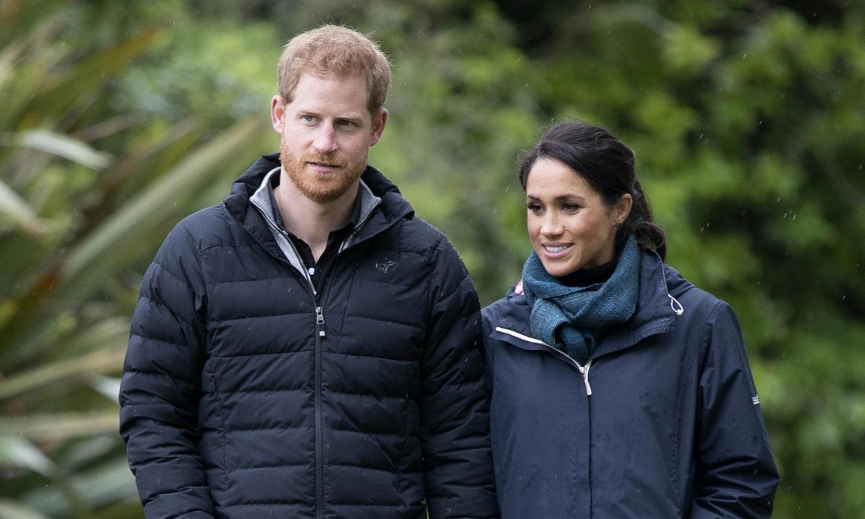El príncipe Harry se reúne por fin con Meghan y Archie en Canadá para comenzar su nueva vida