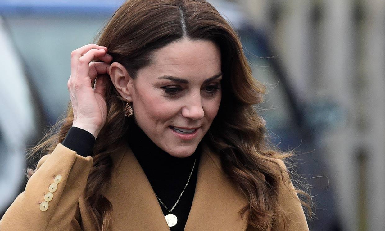 El entrañable guiño de la duquesa de Cambridge a sus hijos