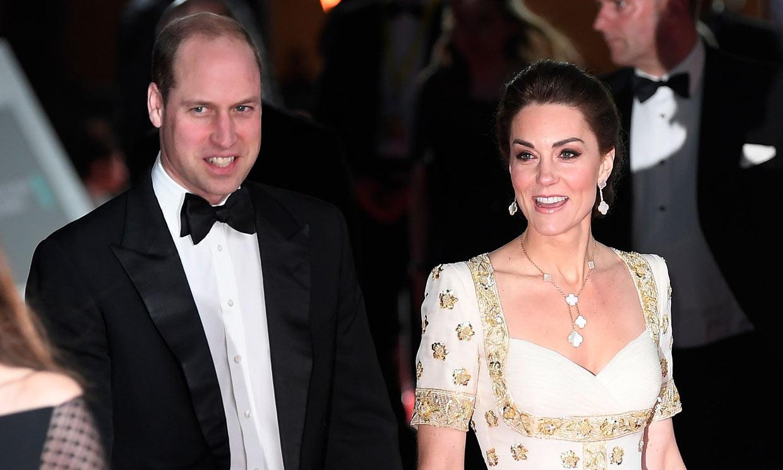 Los duques de Cambridge deslumbran en unos Bafta marcados por el triunfo de Sam Mendes, la caída de Al Pacino y un embarazo sorpresa