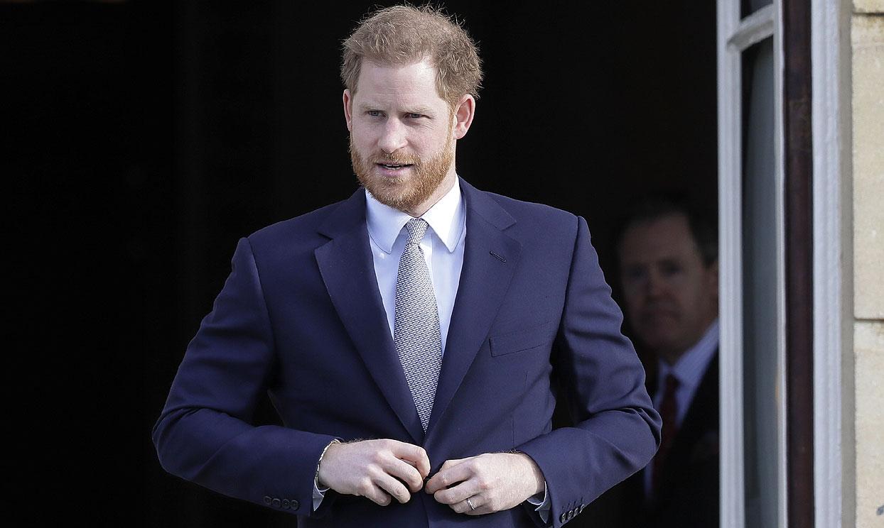 El príncipe Harry confiesa en Miami que lleva tres años en terapia para superar la muerte de su madre