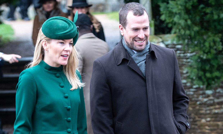 Peter Phillips, nieto de la reina Isabel II de Inglaterra, se separa tras doce años de matrimonio
