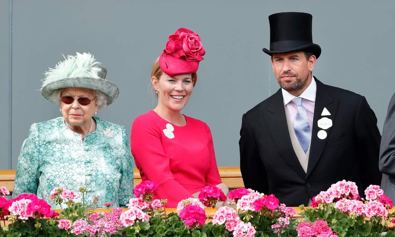 El divorcio de su nieto mayor, el enésimo disgusto para Isabel II