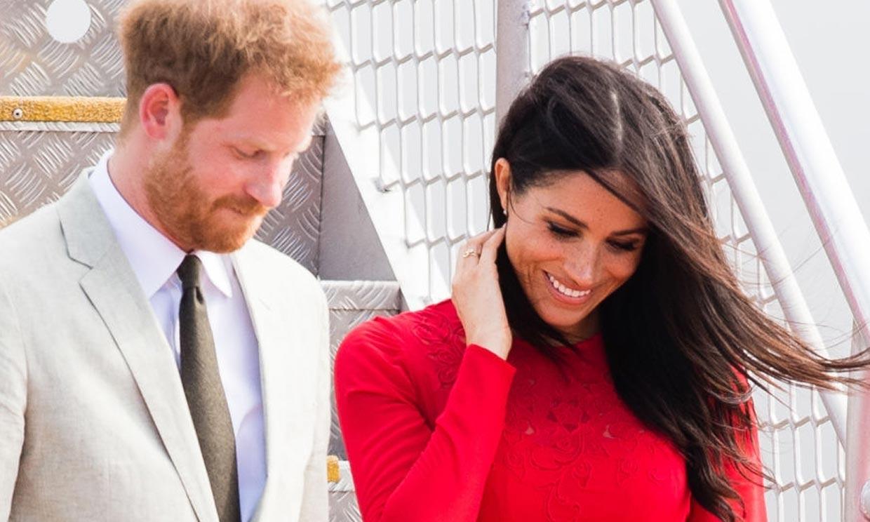 Los Duques de Sussex volvieron a Canadá así de felices