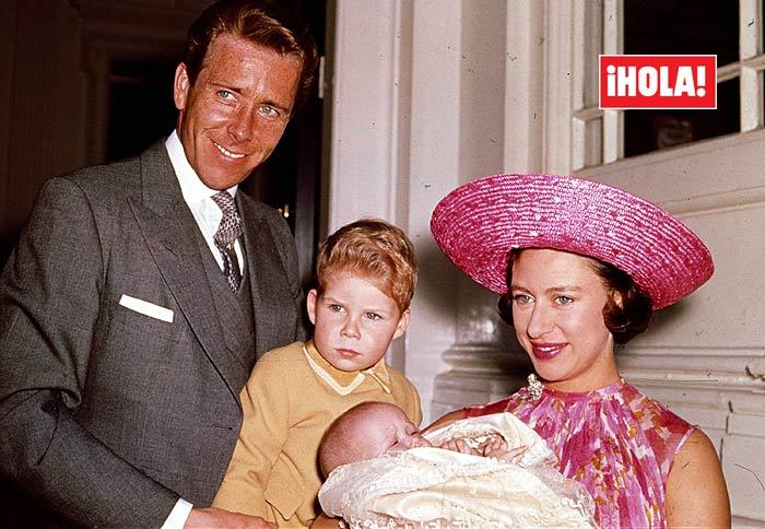Asi Son Lord Snowdon Y Lady Sarah Chatto Los Hijos De La Princesa Margarita