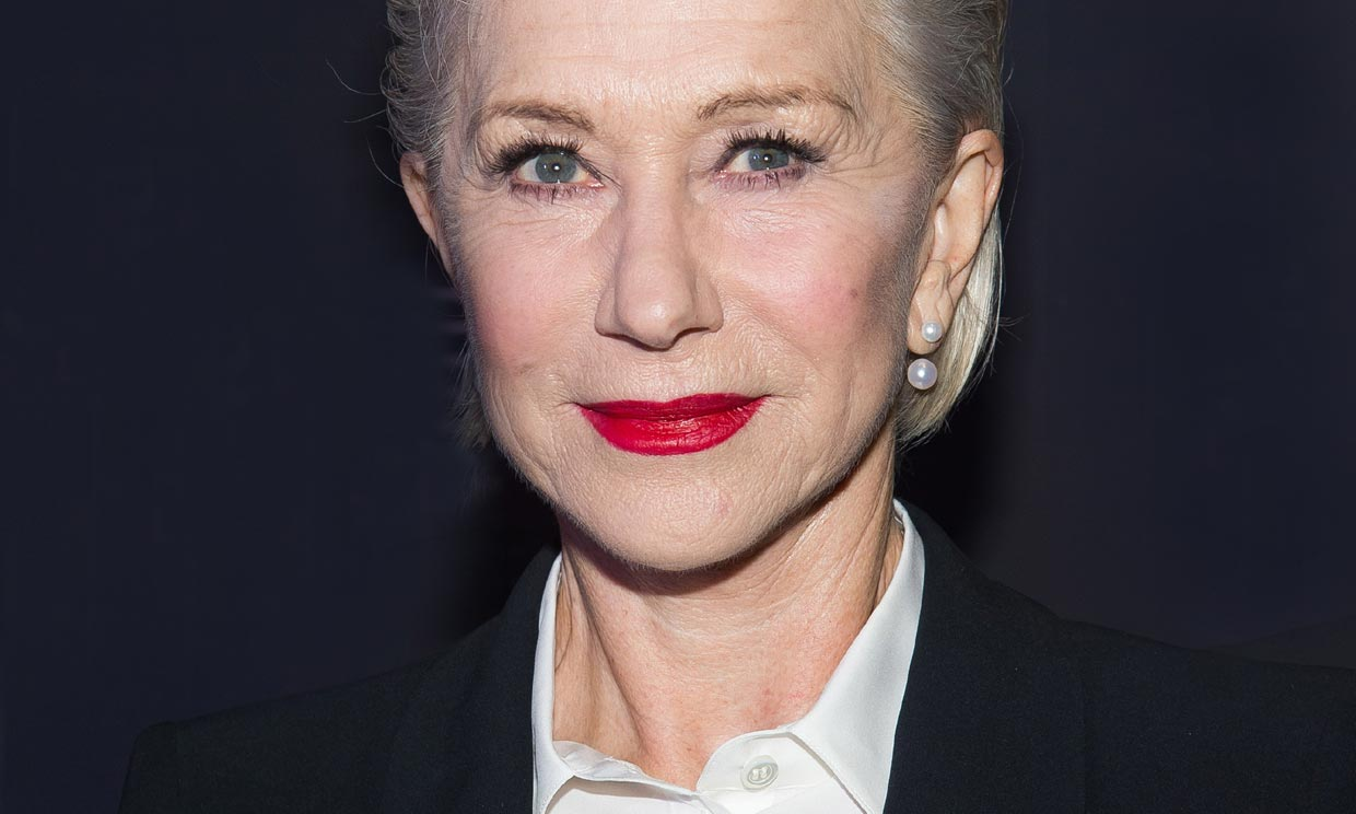 La 'otra abuela' de Harry de Inglaterra sale en su defensa: Helen Mirren